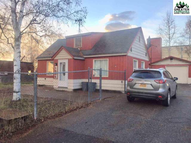 1534 Noble Street, Fairbanks, AK 99701 (MLS #138958) :: Powered By Lymburner Realty