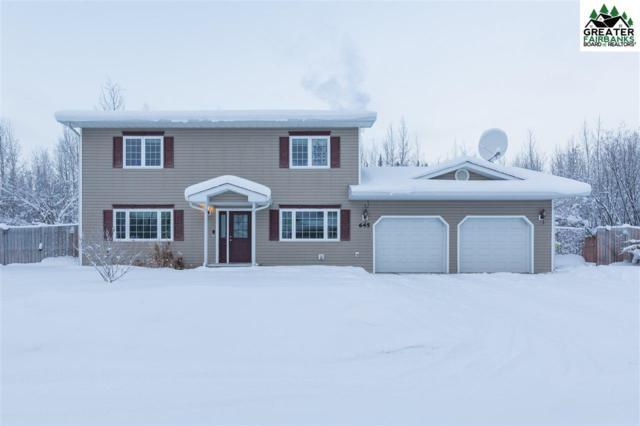 645 Audrey Drive, Fairbanks, AK 99709 (MLS #139359) :: Madden Real Estate