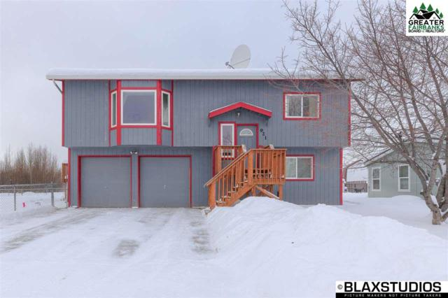 921 Nordic Street, North Pole, AK 99705 (MLS #139667) :: Powered By Lymburner Realty