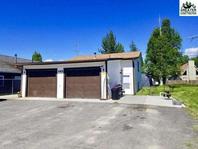143 E 6TH AVENUE, North Pole, AK 99705 (MLS #139738) :: Madden Real Estate