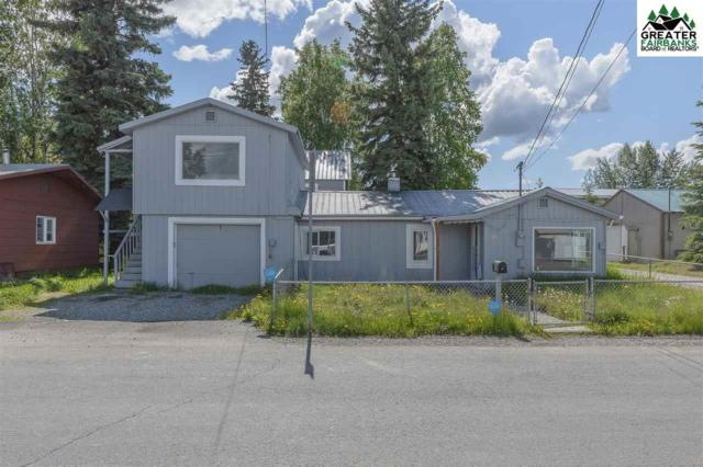 915 16TH AVENUE, Fairbanks, AK 99701 (MLS #140154) :: Powered By Lymburner Realty