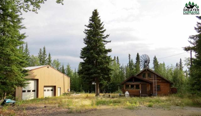 100 10TH AVENUE, Northway, AK 99764 (MLS #140456) :: Powered By Lymburner Realty