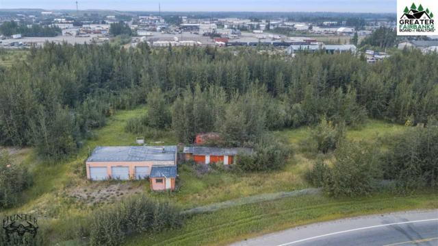 NHN Old Richardson Highway, Fairbanks, AK 99701 (MLS #140645) :: Powered By Lymburner Realty