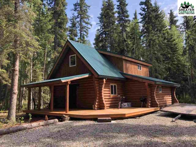 1805 Persinger Drive, North Pole, AK 99705 (MLS #140782) :: Powered By Lymburner Realty