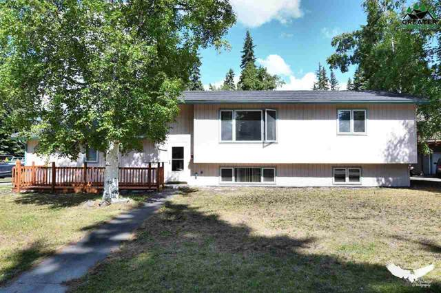 64 Pepperdine Drive, Fairbanks, AK 99709 (MLS #141056) :: Powered By Lymburner Realty