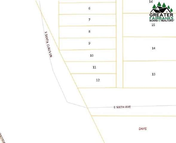 566 Santa Claus Lane, North Pole, AK 99705 (MLS #141487) :: Powered By Lymburner Realty
