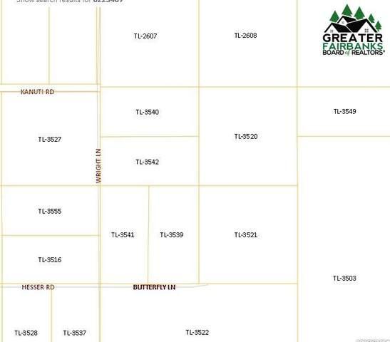 400 Wright Lane, Fairbanks, AK 99712 (MLS #141488) :: Powered By Lymburner Realty