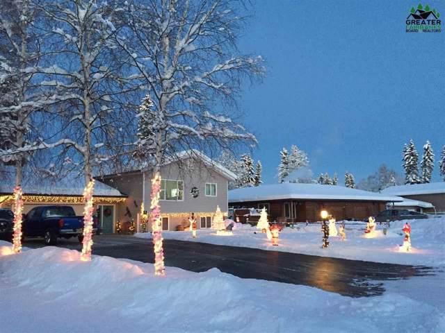 420 Le Ann Drive, Fairbanks, AK 99701 (MLS #142455) :: Powered By Lymburner Realty