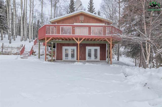 1130 W Chena Hills Drive, Fairbanks, AK 99709 (MLS #142459) :: Madden Real Estate