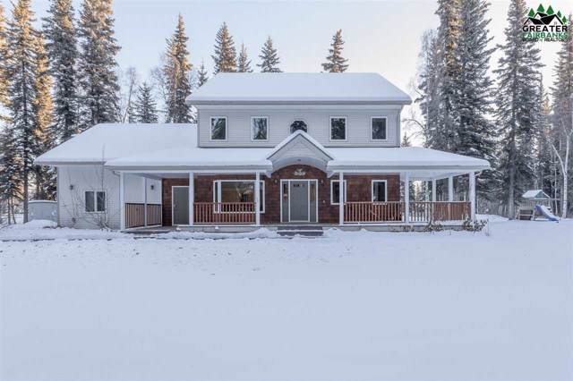 3325 Wing Court, North Pole, AK 99705 (MLS #142587) :: Madden Real Estate
