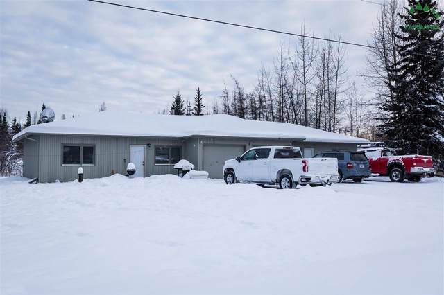 1842 Tootie Street, North Pole, AK 99705 (MLS #142623) :: Powered By Lymburner Realty