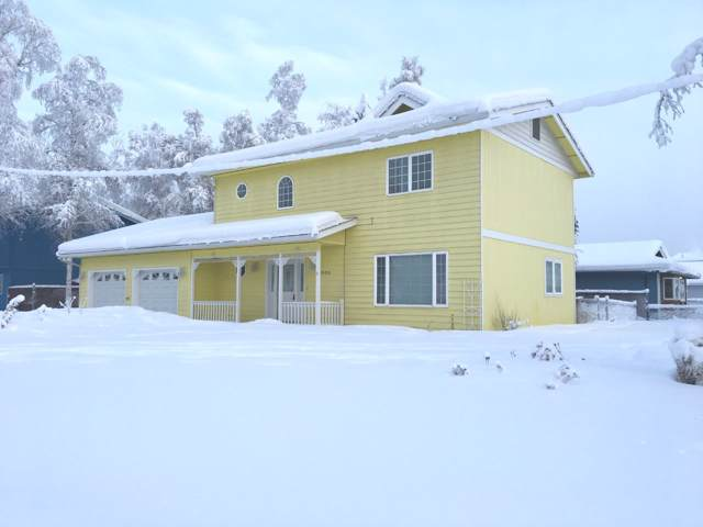 1003 D Street, Fairbanks, AK 99701 (MLS #142964) :: Madden Real Estate