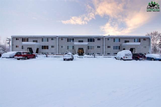 87-1 Slater Drive, Fairbanks, AK 99701 (MLS #142981) :: Powered By Lymburner Realty
