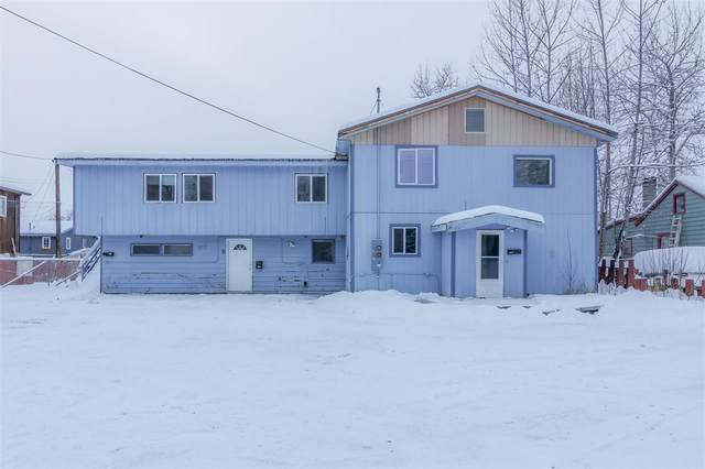 1017 Smythe Street, Fairbanks, AK 99701 (MLS #143110) :: Powered By Lymburner Realty