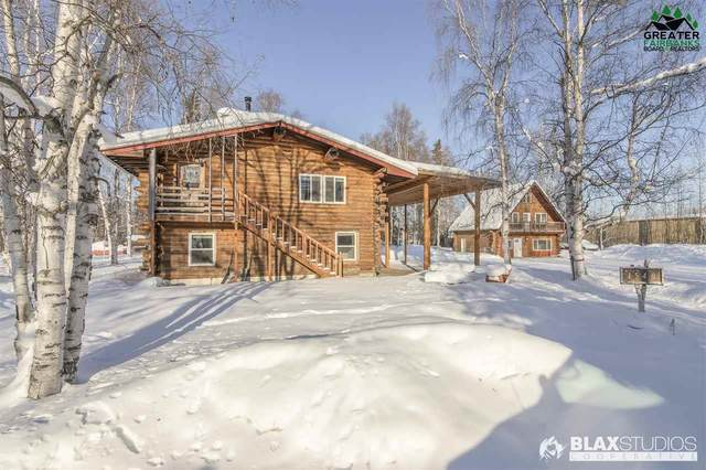 1540 & 1542 Eskimo Museum Lane, North Pole, AK 99705 (MLS #143187) :: RE/MAX Associates of Fairbanks