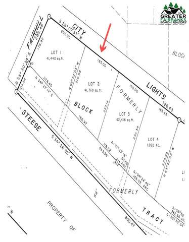 Lot 2, Block 3 City Lights Boulevard, Fairbanks, AK 99712 (MLS #143483) :: RE/MAX Associates of Fairbanks