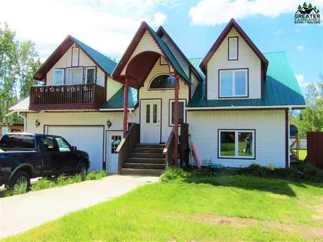 4705 Nistler Road, Delta Junction, AK 99737 (MLS #144219) :: RE/MAX Associates of Fairbanks