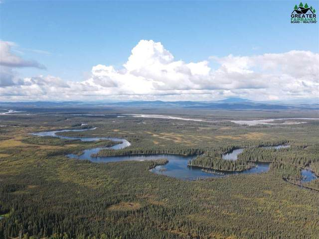 NHN Dickson Road, Delta Junction, AK 99737 (MLS #144536) :: RE/MAX Associates of Fairbanks