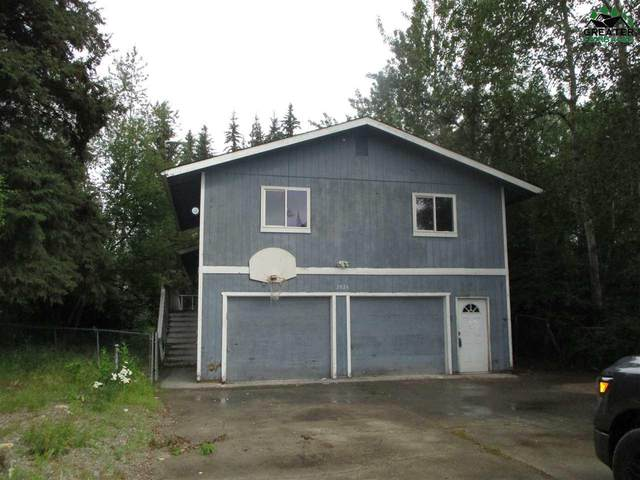 2826 Totem Drive, Fairbanks, AK 99709 (MLS #144663) :: RE/MAX Associates of Fairbanks