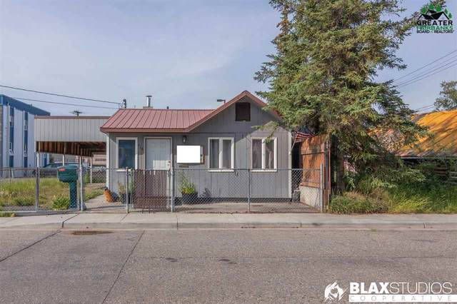 506 Eighth Avenue, Fairbanks, AK 99701 (MLS #144716) :: RE/MAX Associates of Fairbanks