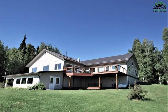 1066 Chena Ridge Road, Fairbanks, AK 99709 (MLS #144786) :: Powered By Lymburner Realty