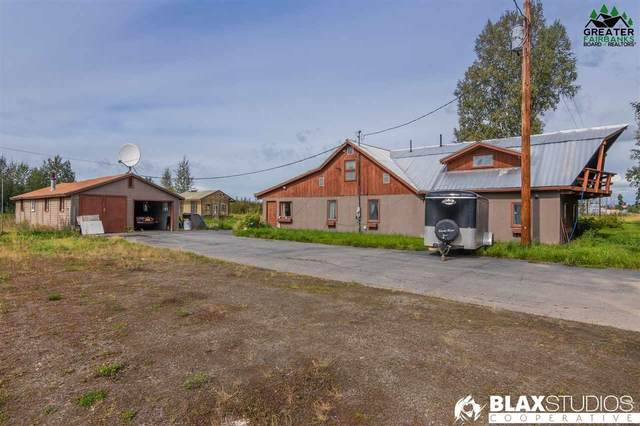 3065 H & H Road, North Pole, AK 99705 (MLS #144878) :: RE/MAX Associates of Fairbanks
