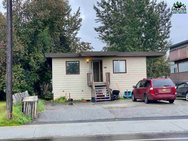 1641 Gillam Way, Fairbanks, AK 99701 (MLS #145002) :: RE/MAX Associates of Fairbanks