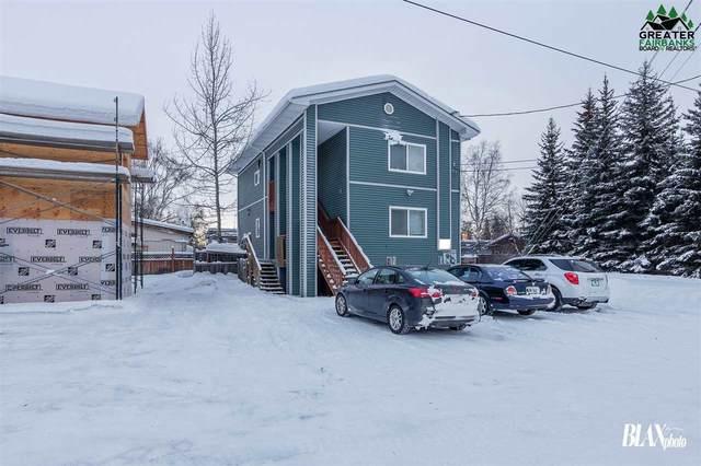 1331 2ND AVENUE, Fairbanks, AK 99701 (MLS #145765) :: Powered By Lymburner Realty
