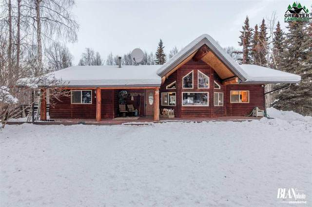 1619 Bluegrass Drive, Fairbanks, AK 99709 (MLS #145797) :: Powered By Lymburner Realty