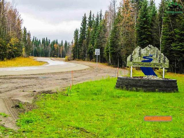 Lot 18 Psalms Blvd, North Pole, AK 99705 (MLS #146200) :: Powered By Lymburner Realty