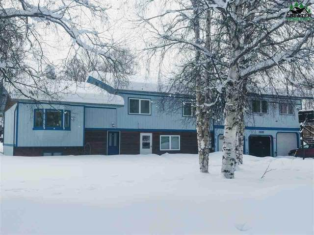 1235 Airline Drive, North Pole, AK 99705 (MLS #146598) :: Powered By Lymburner Realty