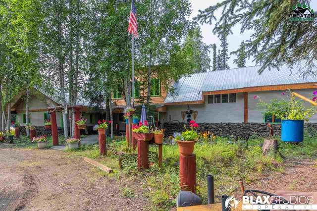 2585 Miller Lane, North Pole, AK 99705 (MLS #146655) :: RE/MAX Associates of Fairbanks