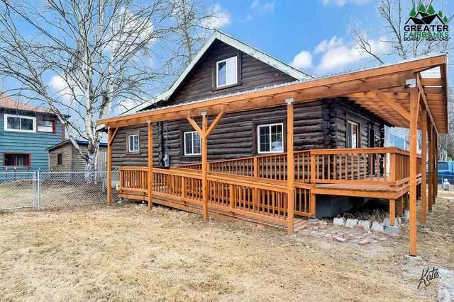776 8TH AVENUE, Fairbanks, AK 99701 (MLS #147046) :: Powered By Lymburner Realty