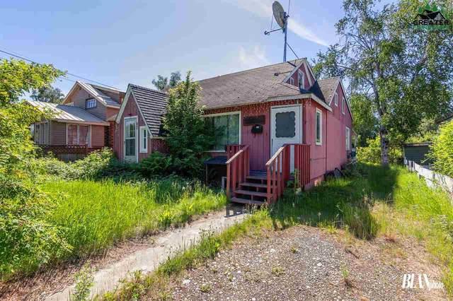 799 8TH AVENUE, Fairbanks, AK 99701 (MLS #147781) :: RE/MAX Associates of Fairbanks