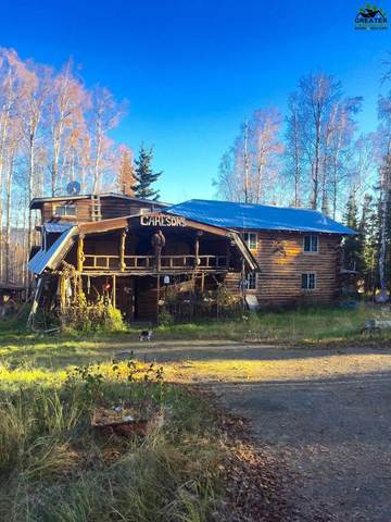nhn Elliott Highway, Fairbanks, AK 99712 (MLS #148582) :: RE/MAX Associates of Fairbanks