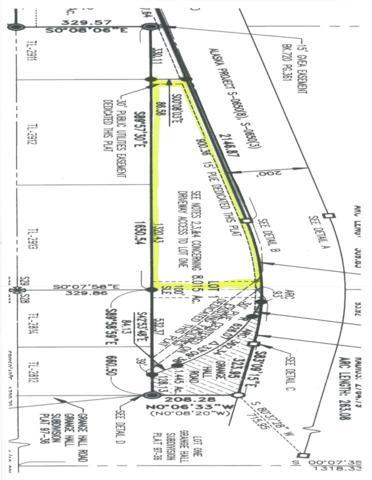 NHN Chena Hot Springs Road, Fairbanks, AK 99712 (MLS #135285) :: Madden Real Estate