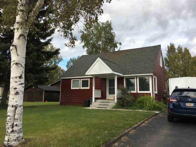 1089 Park Drive, Fairbanks, AK 99709 (MLS #138126) :: Madden Real Estate