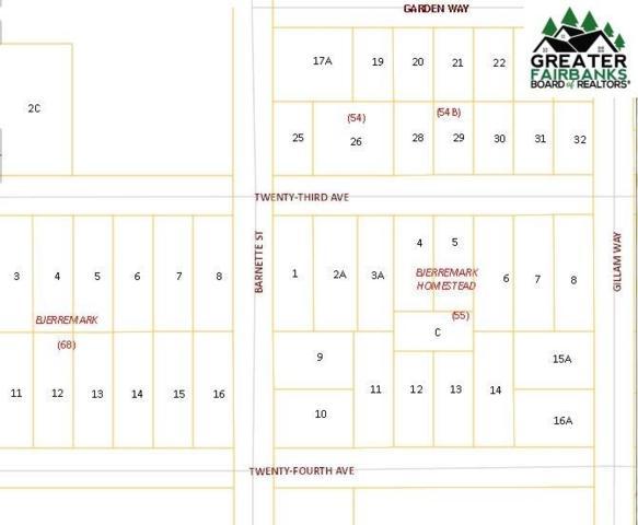 1125 & 1129 23RD AVENUE, Fairbanks, AK 99701 (MLS #141486) :: Madden Real Estate