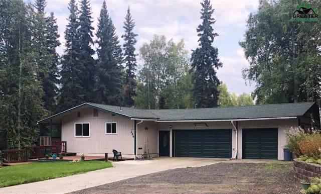 286 Ester Drive, Fairbanks, AK 99709 (MLS #141640) :: Powered By Lymburner Realty