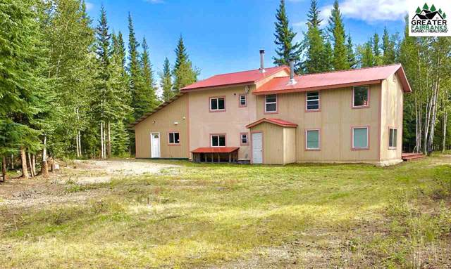 7058 Trails End, Delta Junction, AK 99737 (MLS #141729) :: Powered By Lymburner Realty