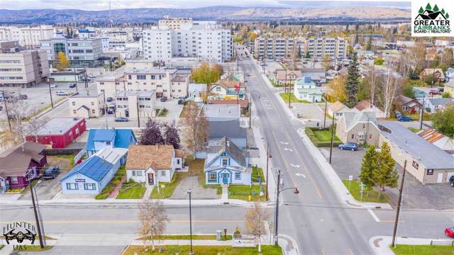 402 7TH AVENUE, Fairbanks, AK 99701 (MLS #142228) :: Powered By Lymburner Realty