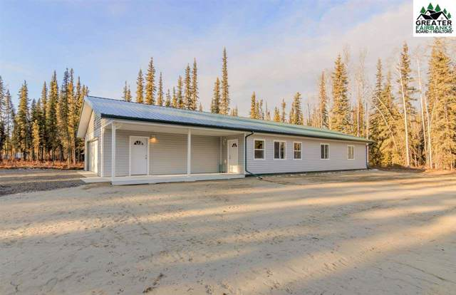 580 Silver Lining Drive, North Pole, AK 99705 (MLS #142431) :: Powered By Lymburner Realty