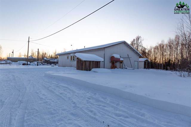 2973 Mile Parks Highway, Nenana, AK 99760 (MLS #142649) :: Powered By Lymburner Realty