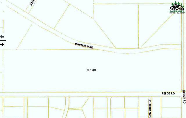 NHN Peede Road, North Pole, AK 99705 (MLS #143159) :: RE/MAX Associates of Fairbanks