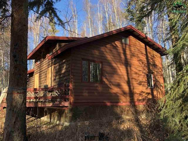 307 Parks Highway, Nenana, AK 99760 (MLS #145876) :: RE/MAX Associates of Fairbanks
