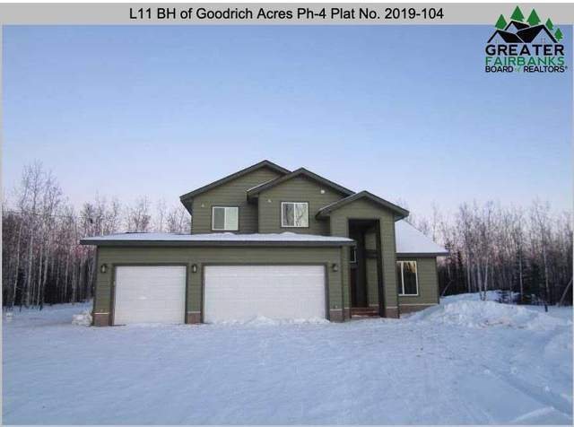 4205 Center Drive, Delta Junction, AK 99737 (MLS #146653) :: Powered By Lymburner Realty