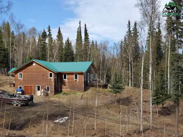 NHN Yukon River, Fairbanks, AK 99768 (MLS #147057) :: Powered By Lymburner Realty