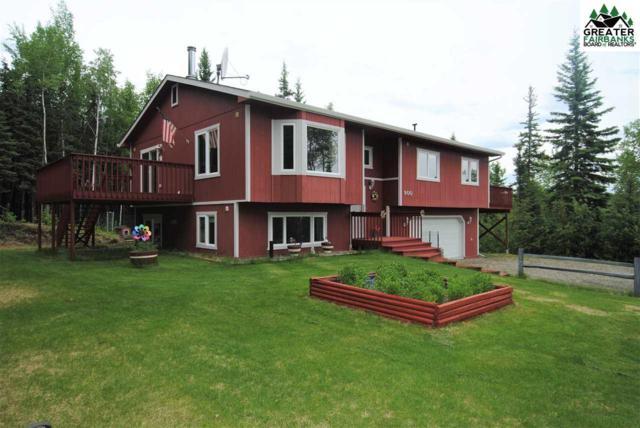 900 Luthers Loop, Fairbanks, AK 99712 (MLS #140000) :: Powered By Lymburner Realty