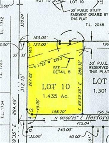 Lot 10 Greer, North Pole, AK 99705 (MLS #115306) :: Madden Real Estate