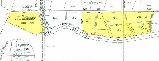 Lot 1 Block 4 Polkadot Drive, Fairbanks, AK 99712 (MLS #115769) :: Madden Real Estate